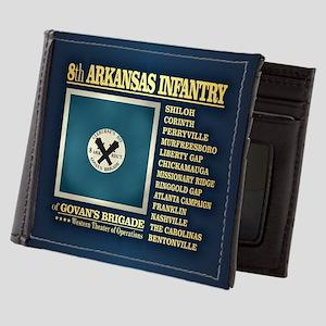 8th Arkansas Infantry (BH2) Mens Wallet