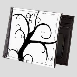 Circle tree Mens Wallet