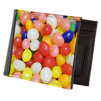 jelly bean wallet