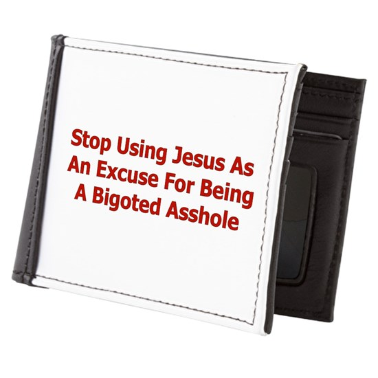 No Jesus Excuses