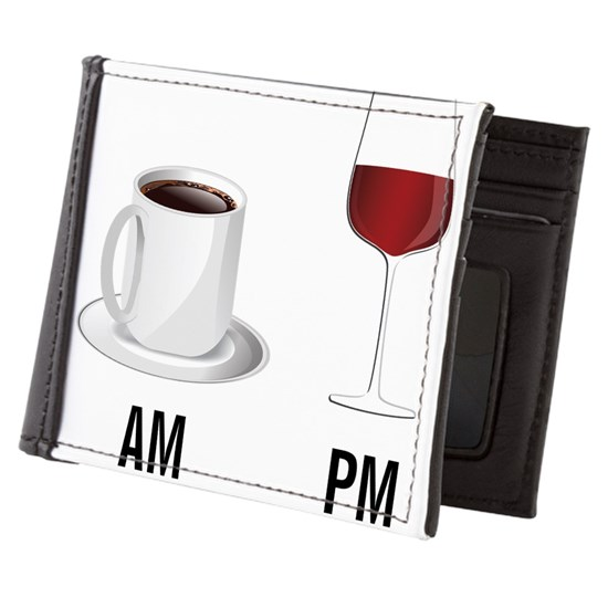 AM Coffee and PM Wine