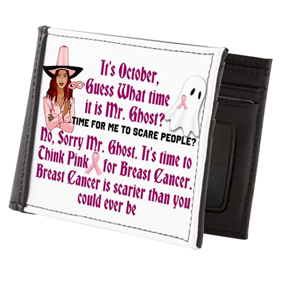 Breast Cancer is Scary