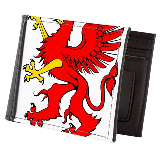Red griffin clip art