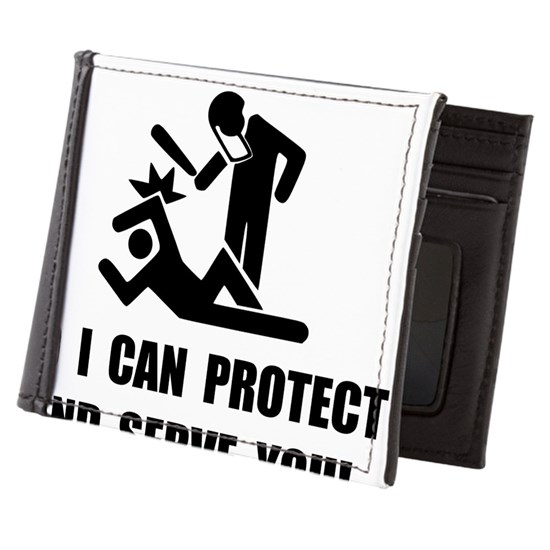 Protect Serve Black