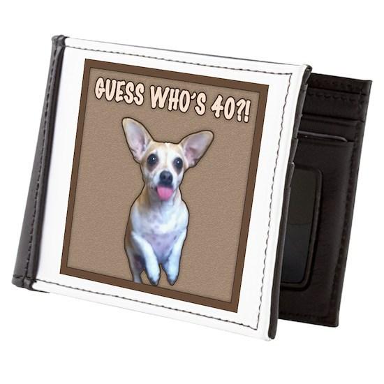 40th Birthday Humor (Dog)