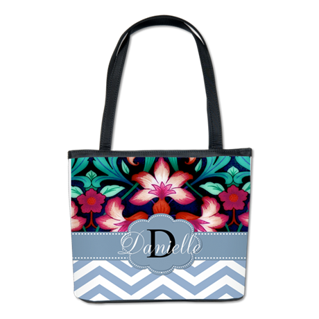 Monogram Bucket Bags