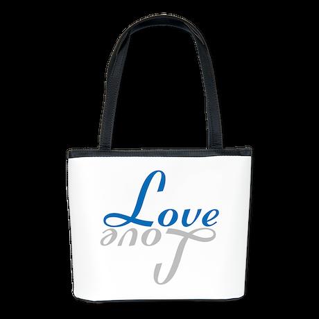 Love Monogram Bucket Bag