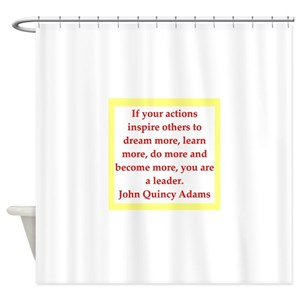 Inspirational Quotes Shower Curtains Cafepress