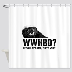 WWHBD Shower Curtain