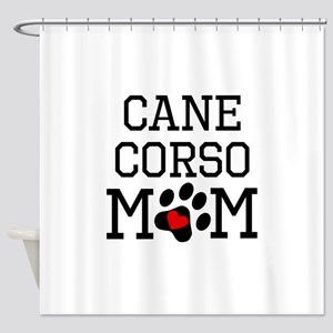 Cane Corso Mom Shower Curtain