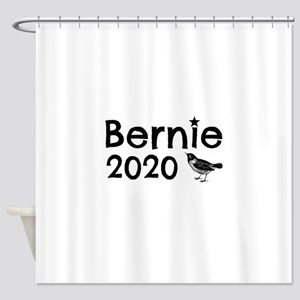 Bernie! Shower Curtain