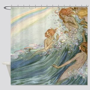 Fairies Shower Curtains Cafepress