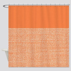 Riverside Celosia Shower Curtain