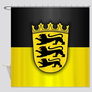 Baden-Wurttemberg Shower Curtain