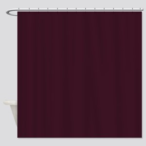 Wine Colored Shower Curtains.Dark Wine Color Shower Curtains Cafepress
