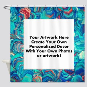 Upload A Photo Shower Curtains Cafepress,Home Furniture Dining Table Designs