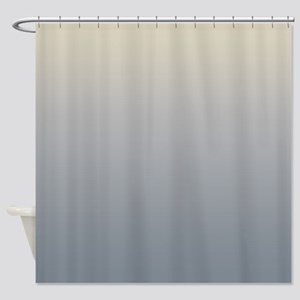 Gray Sands Shower Curtain