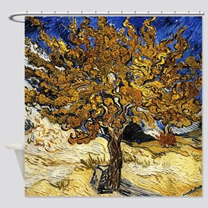 The Mulberry Tree Shower Curtain
