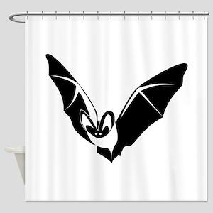 Bat Shower Curtain