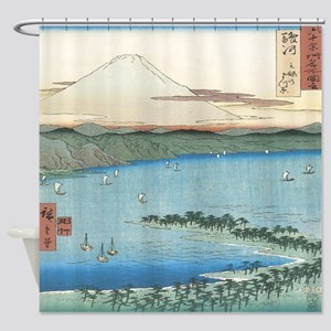 Still Waters Shower Curtain