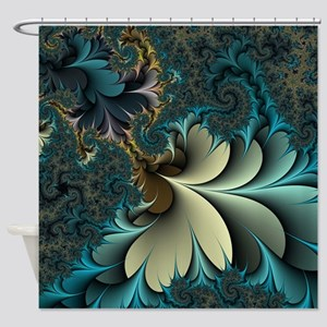 Birds of a Feather Shower Curtain
