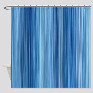 Ambient #1 Shower Curtain