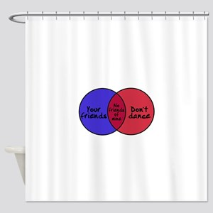 We Can Dance Shower Curtain