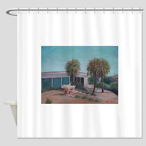 MARINELAND GIFT SHOP Shower Curtain