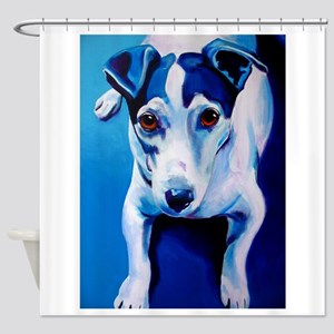 Jack Russell #5 Shower Curtain
