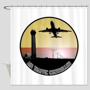 ATC: Air Traffic Control Tower & Plane Shower Curt