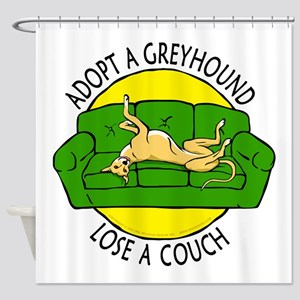 Lose a Couch (G) Shower Curtain