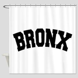BRONX, NYC Shower Curtain