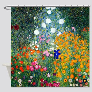 Klimt Shower Curtain