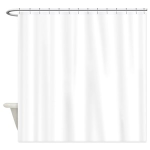 Senior Texting Code Shower Curtain