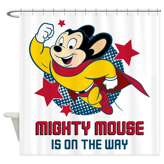 Mighty Mouse On The Way