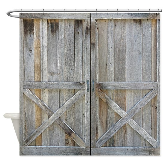 Old Rustic Barn Doors