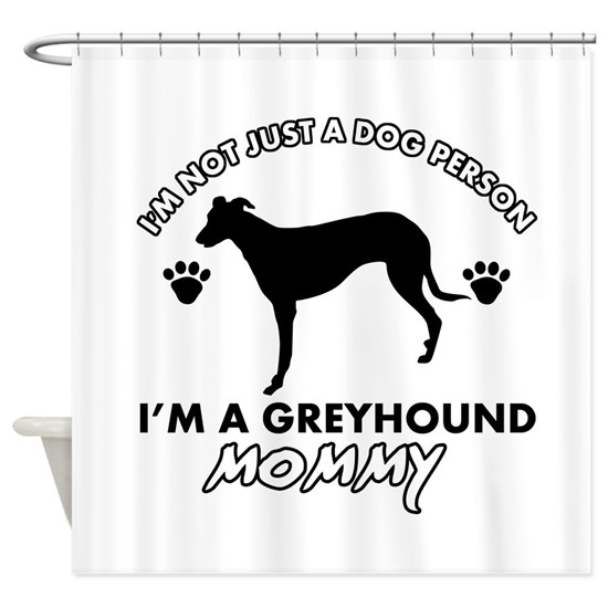 Greyhound vector designs