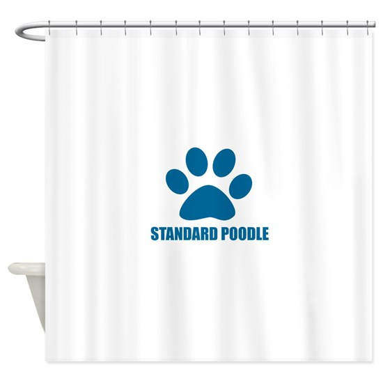 Standard Poodle Dog Designs