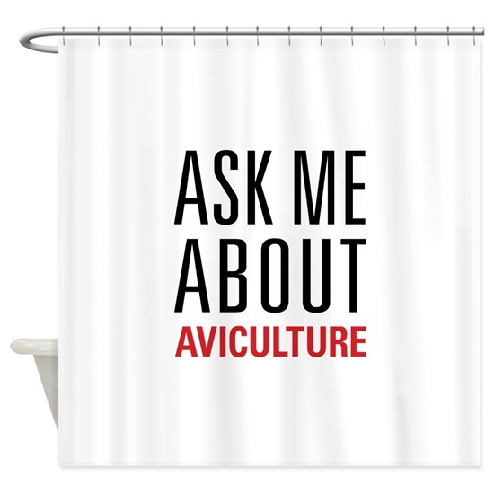 AVICULTURE - Ask Me About