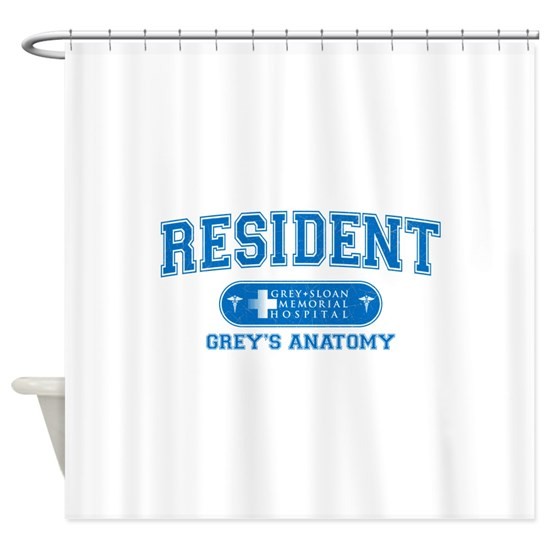 Grey's Anatomy Resident