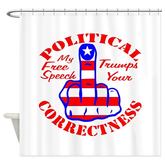 My Free Speech Trumps Your Political Correctness