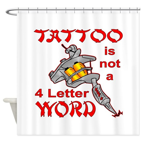 Tattoo Is Not A 4 Letter Word