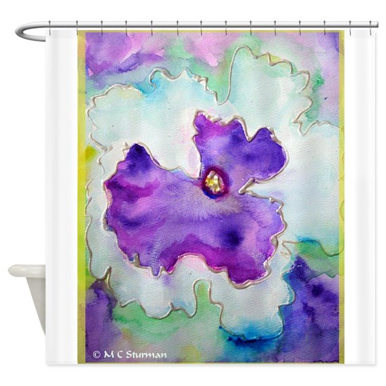 Pansy! Flower art!