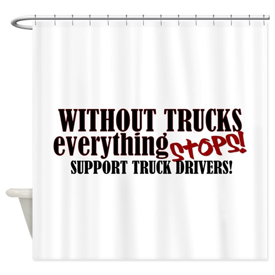 Without Trucks Everything Stops