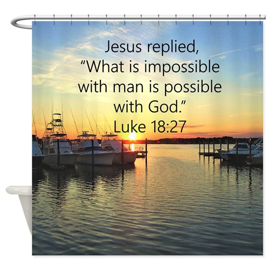 LUKE 18:27 FAITH