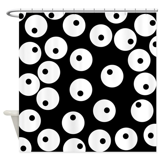 Black Dotty Pattern.