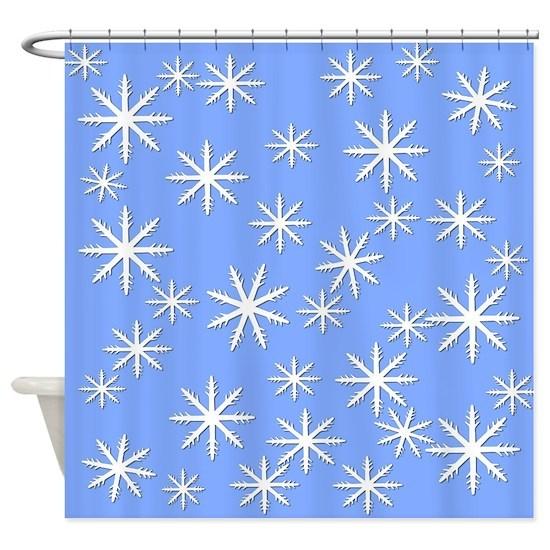 Snowflake Print