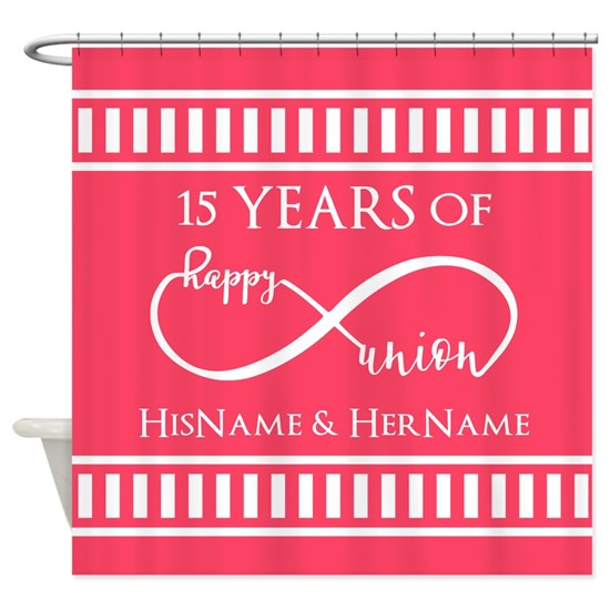 Personalized Any Number Anniversary Infinity