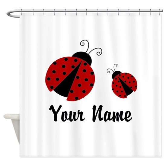 Ladybugs Red Personalized