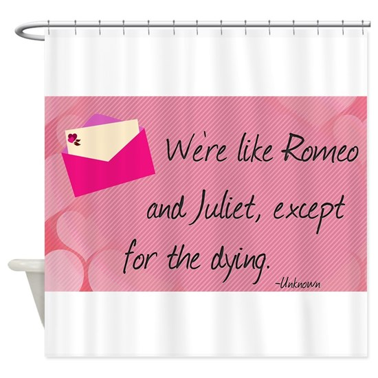 Romeo And Juliet Wedding Invitations: Love Quotes- Were Like Romeo And Juliet... Shower By